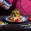 Салат з індичкою
